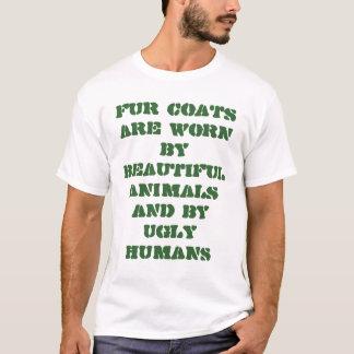 FUR COATS T-Shirt