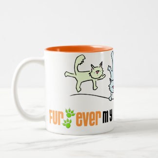 Fur Ever Cats Mug