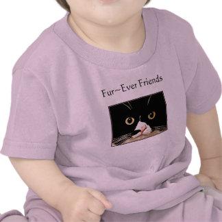 Fur Ever Friends Tee Shirts