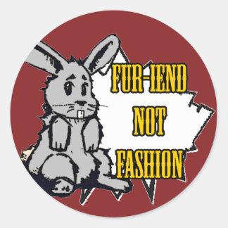 Fur-iend Stickers
