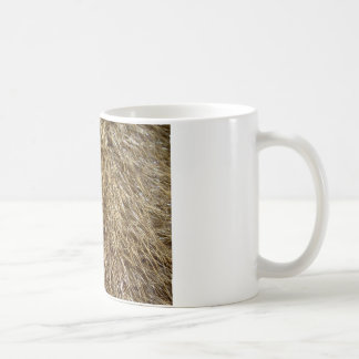 Fur Coffee Mug