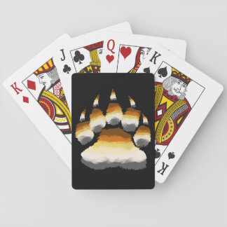 Fur of Many Colors Poker Deck