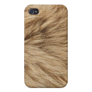 Fur Regular iPhone 4 Cases