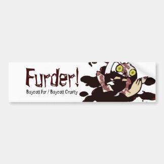 Furder! Bumper Sticker