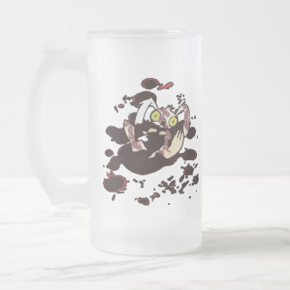 Furder! Frosted Glass Mugs