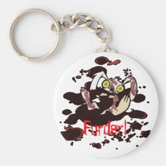 Furder! Key Ring Keychain
