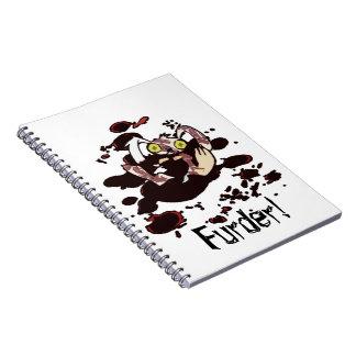 Furder! Notebook