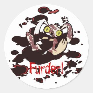 Furder! Stickers
