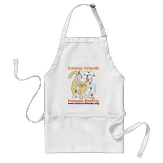 Furever Friends Humane Society apron