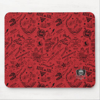 Furies MC Collection Mouse Mat