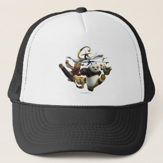 Furious Five Trucker Hat