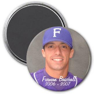 Furman Mug Shots 2006 009, Furman Baseball , 20... Magnet