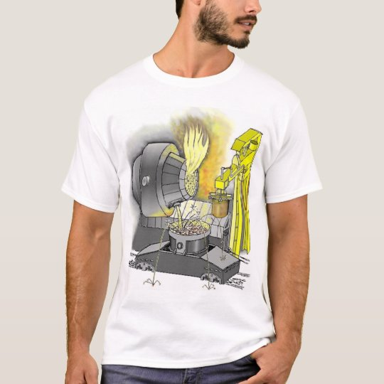 FURNACE TAPPING T-Shirt