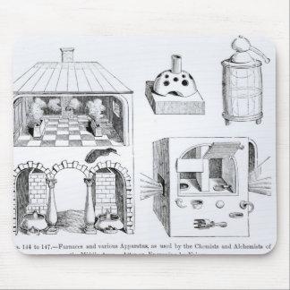 Furnaces and various Apparatus Mousepad