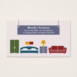 Furniture Business Card
