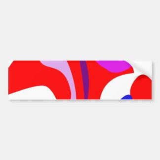 Furoshiki Bumper Sticker