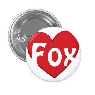 Furry Fandom 3 Cm Round Badge