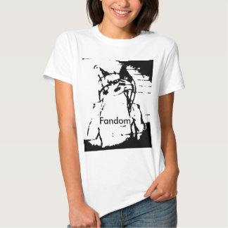 Furry Fandom Pride Tee Shirt