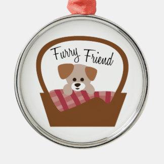 Furry Friend Christmas Ornaments