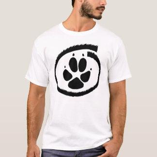 Furry Inside (Fox Paw) T-Shirt