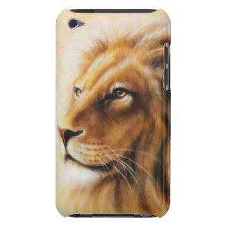 Furry Lion iPod Case-Mate Case