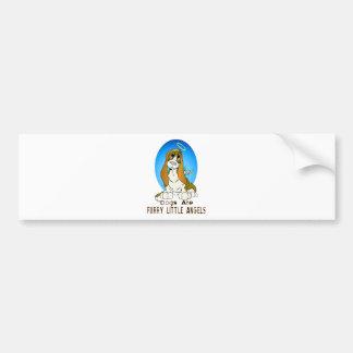 Furry Little Angels Bumper Sticker