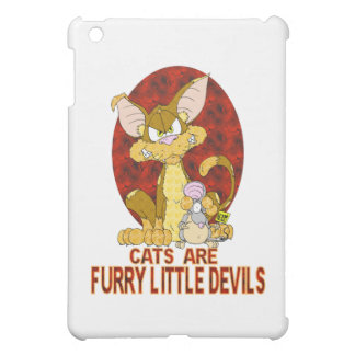 Furry Little Devils Cover For The iPad Mini