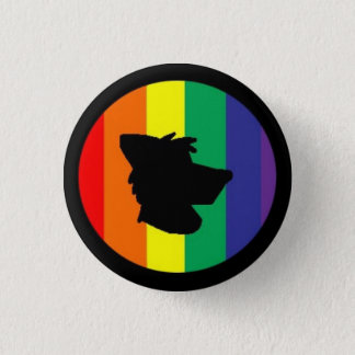 Furry Pride 3 Cm Round Badge