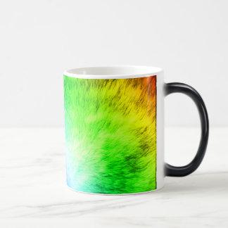 Furry Rainbow Magic Mug