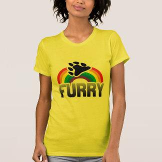FURRY RAINBOW T-Shirt