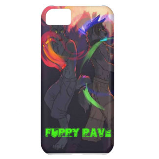 Furry Rave Iphone Case iPhone 5C Case