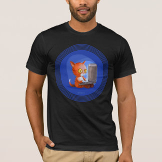 Furry Surfers: Ginger T-Shirt