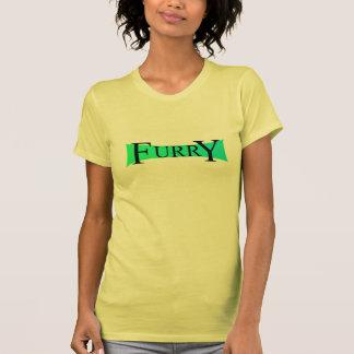Furry T-shirts