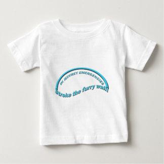 Furry Wall Baby T-Shirt