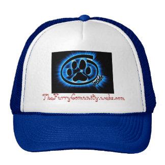 FurryInside, TheFurryComunity.webs.com Trucker Hats