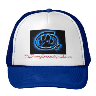 FurryInside TheFurryComunity webs com Trucker Hats
