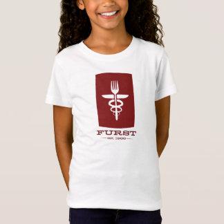 Furst 50th Anniversary - Kid red large T-Shirt