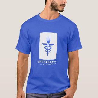 Furst 50th Anniversary - Men Logo White T-Shirt