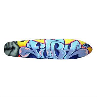 fury 20 cm skateboard deck