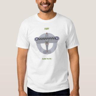 Fury 43 Sqn Tshirts