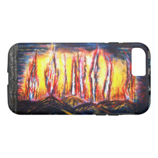Fury Fires iPhone 7 Case