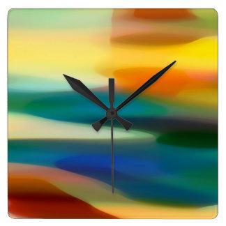 Fury Seascape Clocks