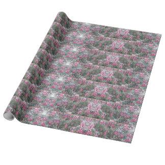 Fuschia Frieze 2 Wrapping Paper