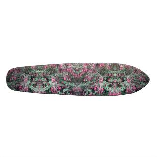 Fuschia Frieze Skateboard