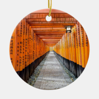 Fushimi Inari Shrine, Kyoto Christmas Ornament