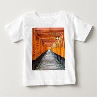 Fushimi Inari Shrine, Kyoto Japan Baby T-Shirt