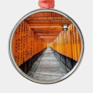 Fushimi Inari Shrine, Kyoto Japan Christmas Ornament
