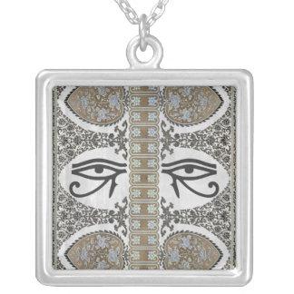 fusion_chic square pendant necklace