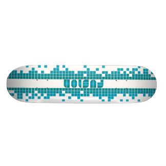 Fusion Sk8 #1 Custom Skate Board