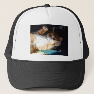 Fuss Me Please Pumpkin. Trucker Hat